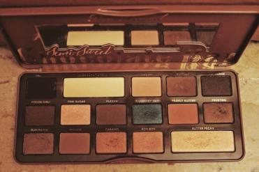 Semi-Sweet Chocolate Bar - Too Faced (44€)