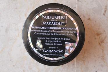 Sulfureuse Pâte du Marabout - Garancia (24,50€)