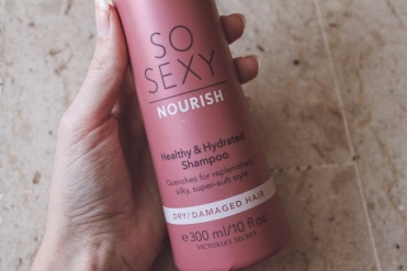 Shampooing hydratant SO SEXY Nourish (19,99$)